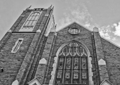 FIRST BAPTIST CHURCH WAXAHACHIE