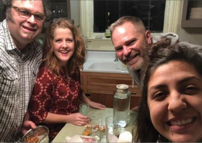 Dennissa's Visit | selfie #1