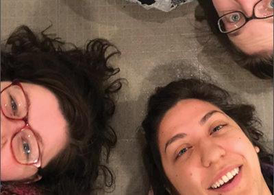 Dennissa's Visit | selfie #3
